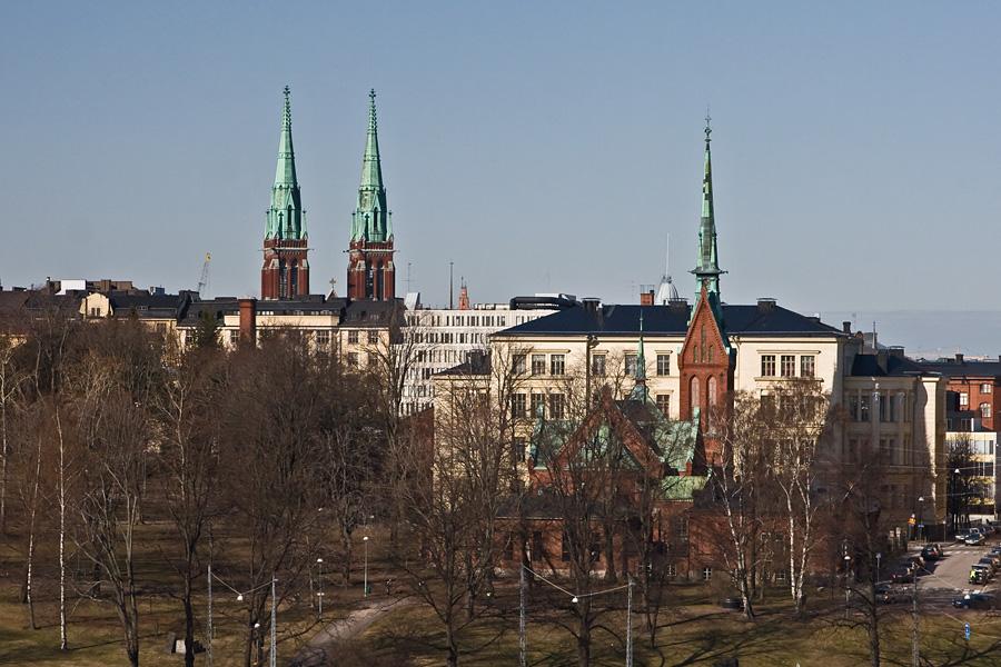 Johanneksenkirkko ja saksalainen kirkko