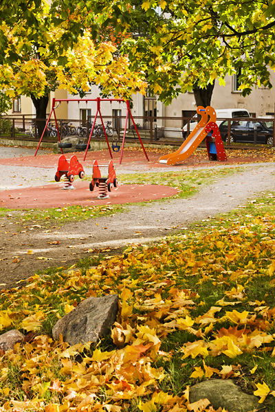 Playground at Somerontie