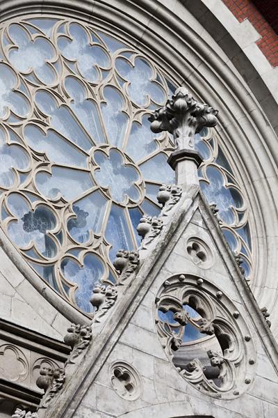 Details of St. John's church