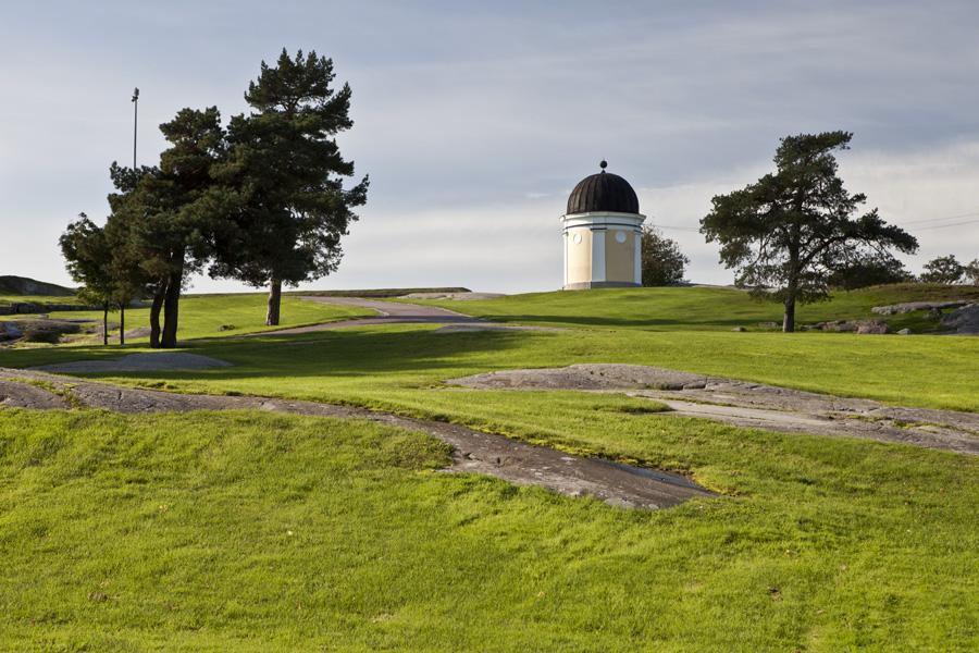 Tähtitorni Ullanlinnanmäellä