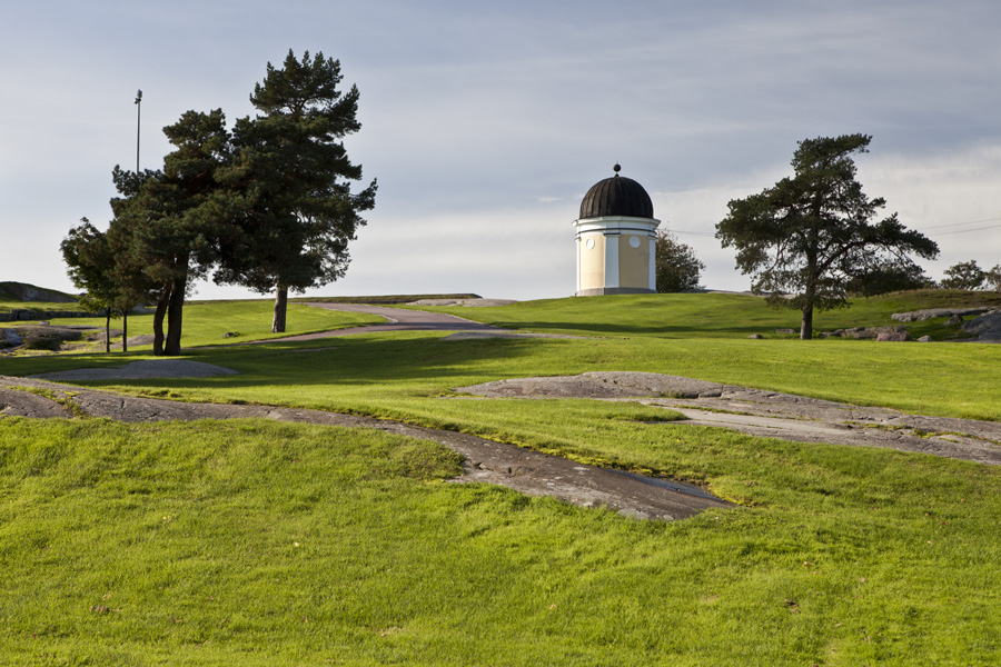 The observatory at Ullanlinnanmäki